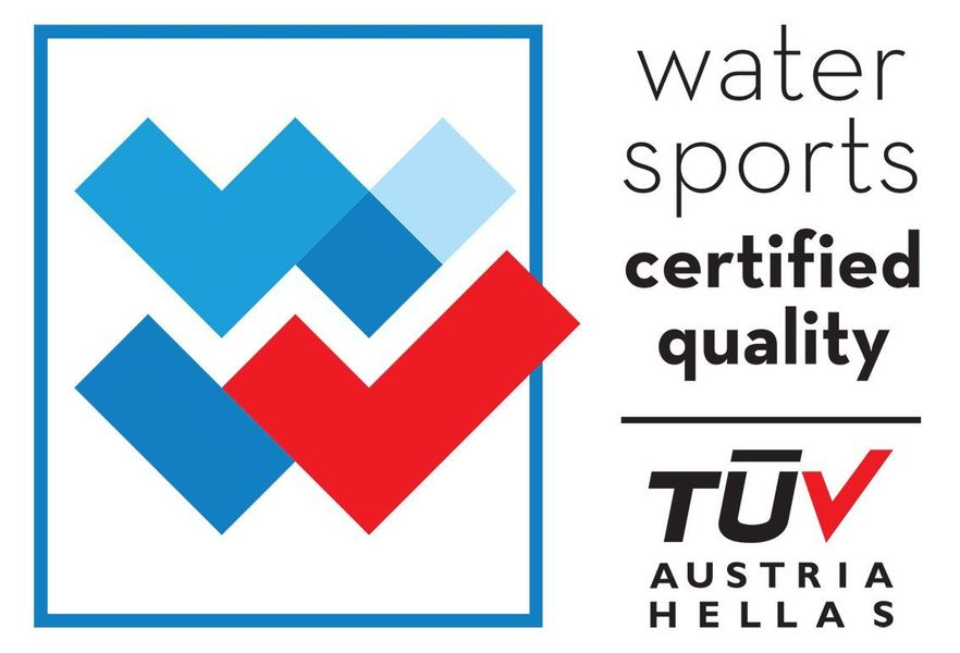 Water sports certified quality F copy 1