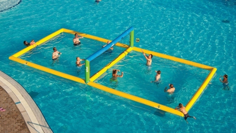 Water polo goalpost